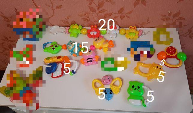 Продам игрушки за полцены