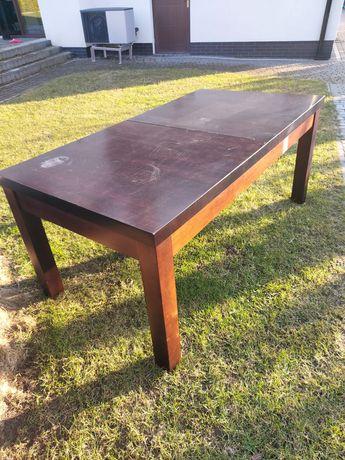 Drewniany stół kolor wenge