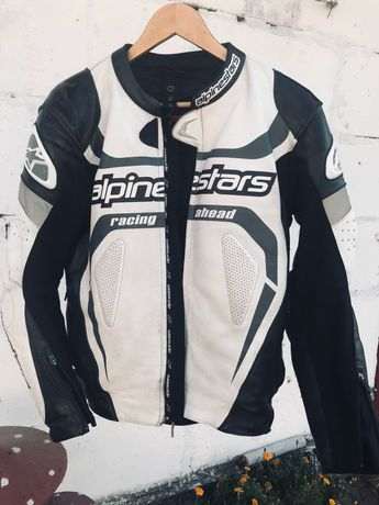 Мото куртка Alpinestars 50 кожа