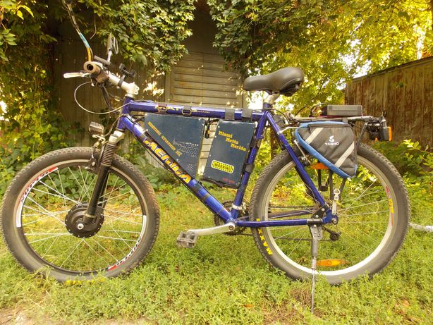 merida matts miami Электровелосипед