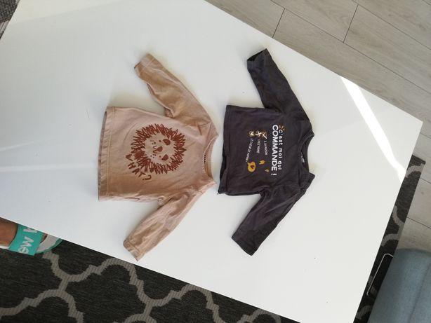 Koszulki niemowlęce 50