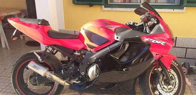 Honda cbr fsport