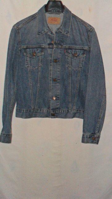 Куртка джинс винт.бренд Levis 705 Us(М)46-48
