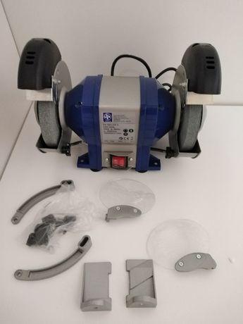 OBI Szlifierka stołowa LUX z lampką Obniżka z 259zł na 198zł