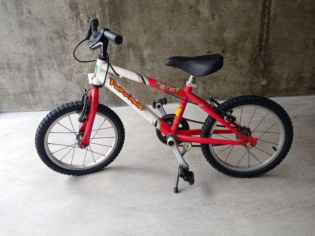 Bicicleta menino roda 16