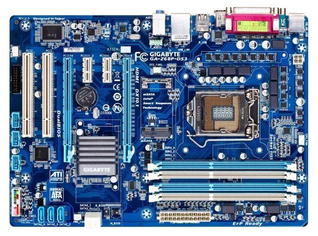 Asus p8z68-v lx / Gigabyte z68p socket 1155 под разгон