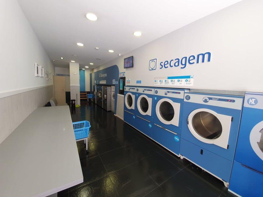 Trespasse lavandaria self-service Washstation