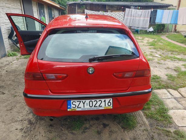 Alfa Romeo 156 1.9JTD 8V Sportwagon sprzedam lub zamienie