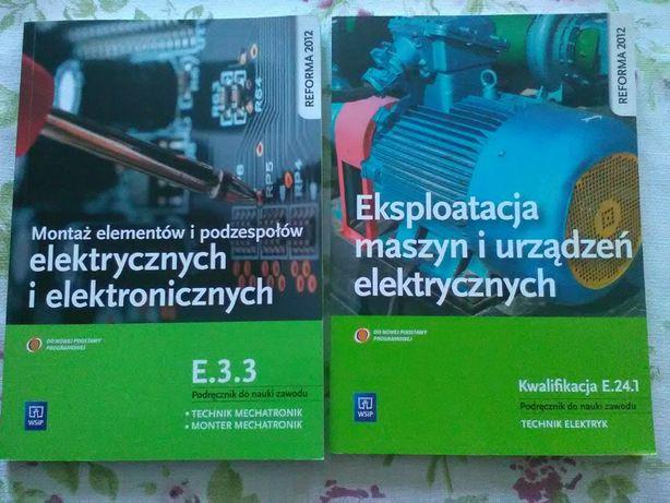 Podręczniki do nauki zawodu elektryka