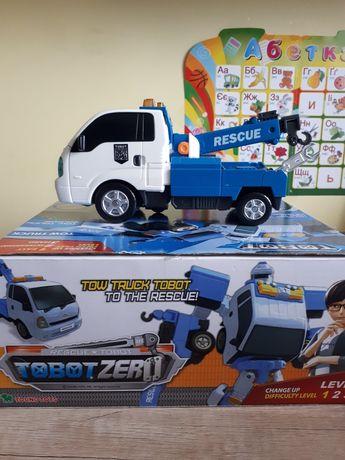 Тобот, Tobot Zero Трансформер