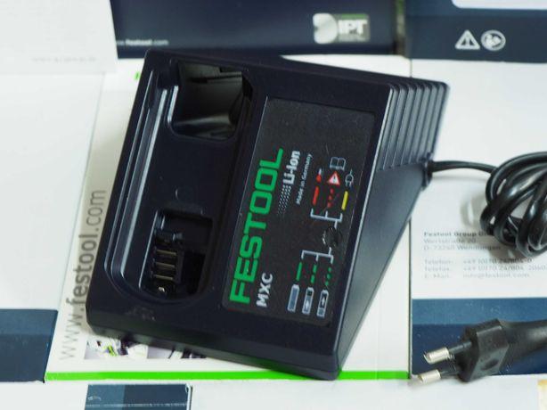 FESTOOL MXC ladowarka do TXS CXS wkretarka 10,8v bateria