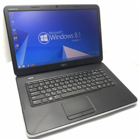 Ноутбук Dell 15.6 • Intel i3 • 4gb • SSD