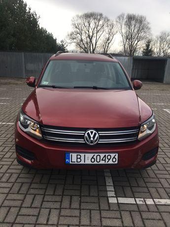 Volkswagen Tiguan 2015r mały przebieg KAMERA COFANIA Możliwa zamiana