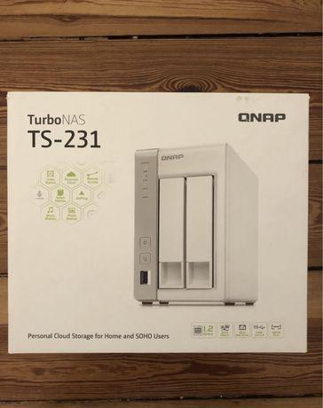 Serwer Qnap TS-231