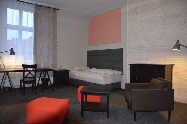 AKADEMIK PW9 - komfortowe pokoje z własnymi łazienkami