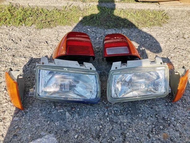 Lampy VW Polo 6n przód tył