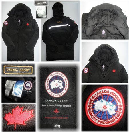 CANADA GOOSE Expedition Męska Parka 175-180 M - L