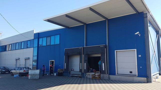 Budynek produkcyjno - magazynowy, izoterma