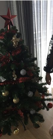 Árvore de Natal 1,5m