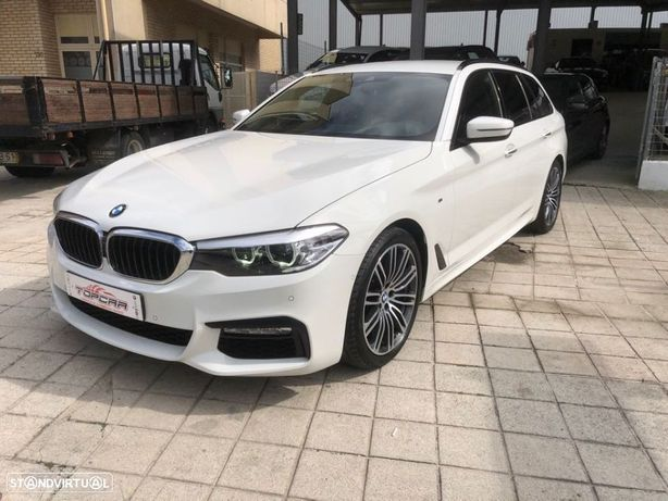 BMW 525 d Pack M Auto