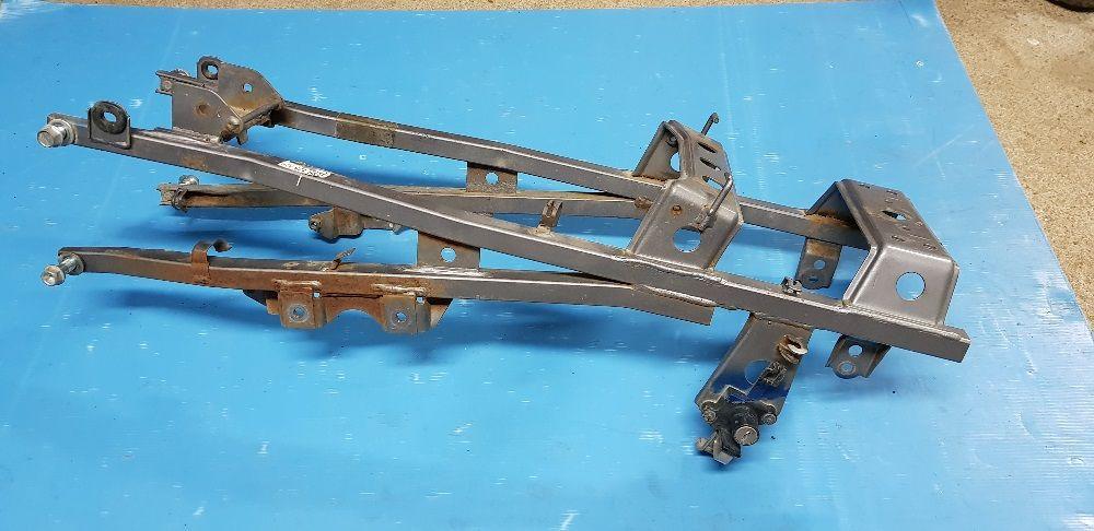 Honda NSR 125 jc22 subquadro Portalegre - imagem 1