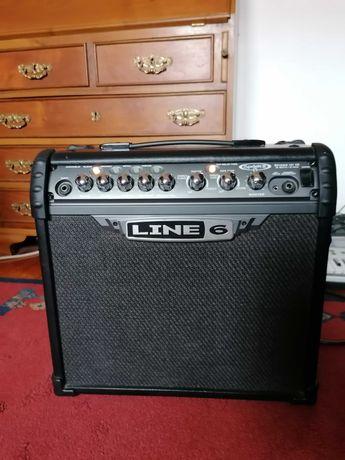 Amplificador guitarra Line 6 Spider iii 15 watts