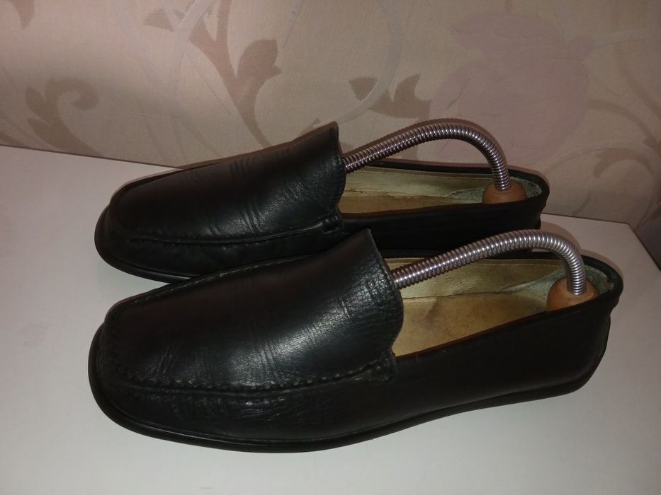 Мокасины Geox 24.5 см. р.38 туфли женские кожаные Харьков - изображение 1