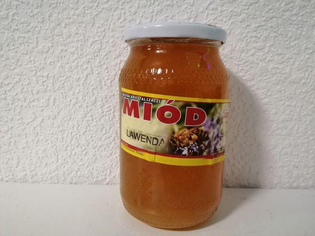 Miód Lawendowy 1,2 KG