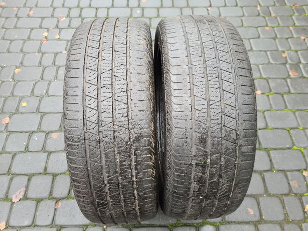 Opony Continental CrossContact - 235/55/19 - 2016R