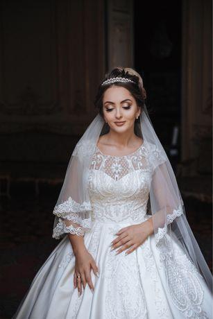 Свадебное платье! ТОРГ