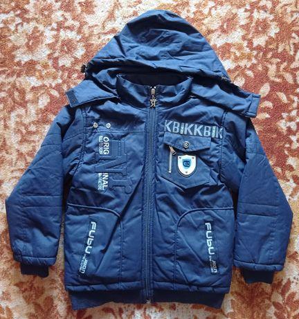 Тепленька курточка