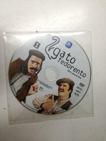 DVD Gato Fedorento