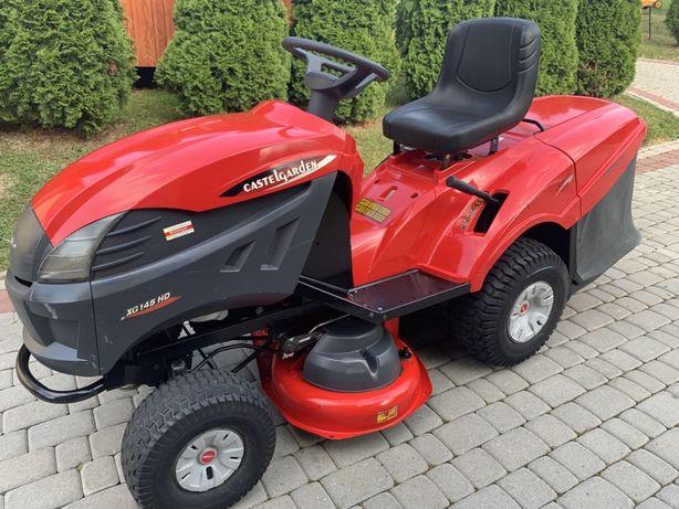 kosiarka traktorek Castel Garden Honda 15 km, V2, pompa, hydro, Super