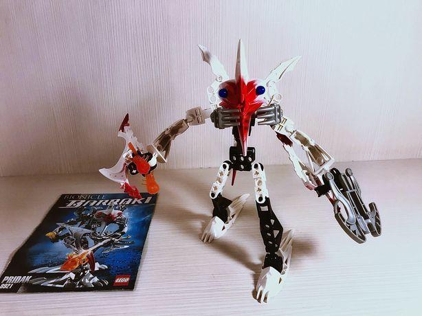 LEGO Bionicle 8921 - Pridak - Лего Бионикл