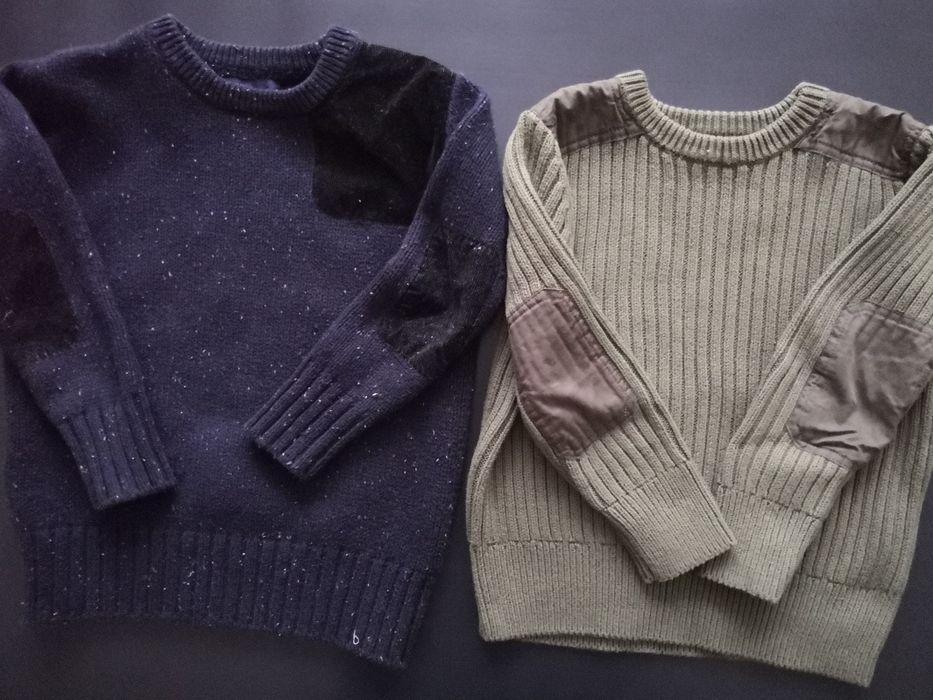 sweter Gap chłopięcy 4/5 lat r. 110-116 stan idealny Palcza - image 1