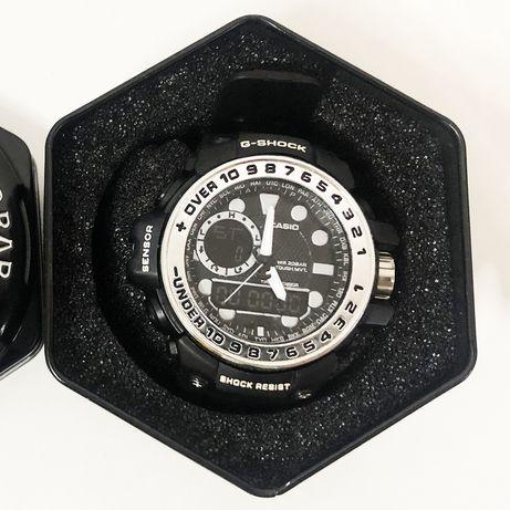 Часы наручные G-SHOCK GWN-1000GB. Цвет: серебро