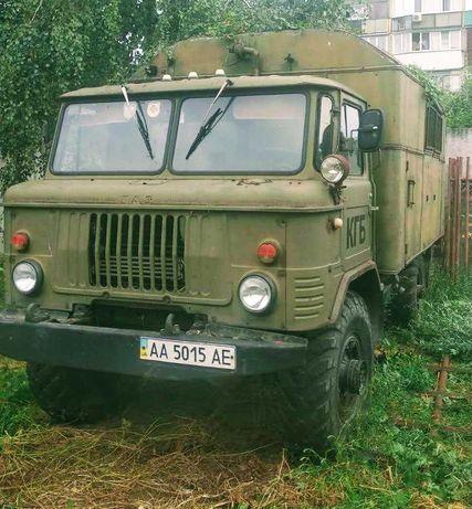 Продам ГАЗ-66 с кунгом, 1990 года, пробег 9 тыс.км
