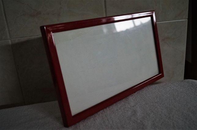 Moldura Vermelha (29.5x17)