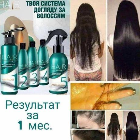 Хто має проблему з випадінням волосся