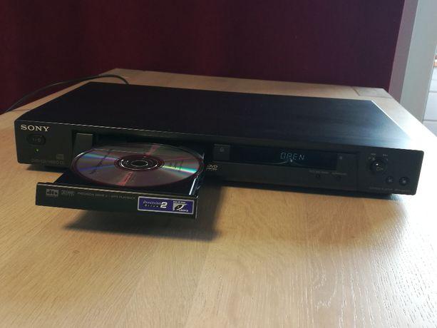 Odtwarzacz Sony CD/DVD Player DVP-NS305