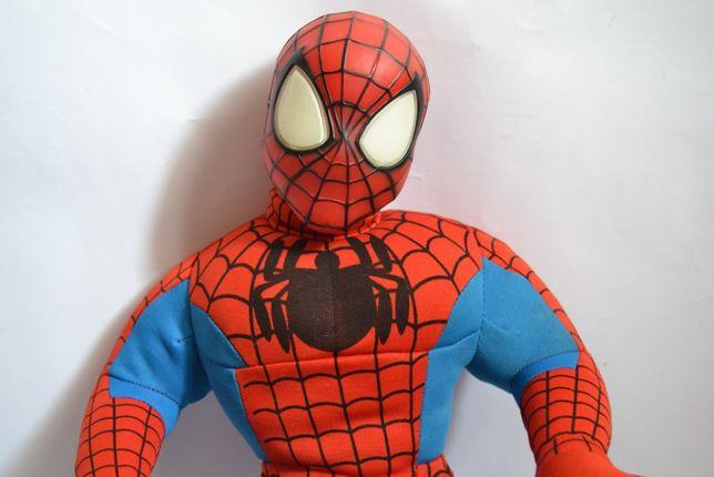 Мягкая игрушка Человек паук, озвучен, Марвел