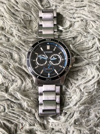 CITIZEN Eco-Drive 8729 Made in Japan