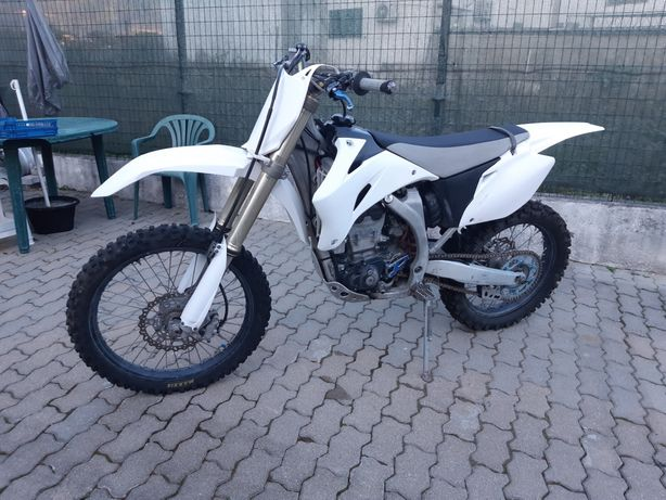 Yamaha yz450 f2009