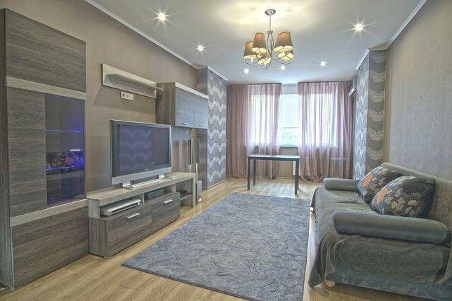 Аренда - двухкомнатная квартира, 80 кв.м. Киев. ЖК Виктория