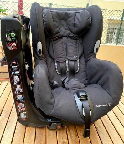 Cadeira auto Bebe Confort Axiss estado Impecável rotativa e reclinável