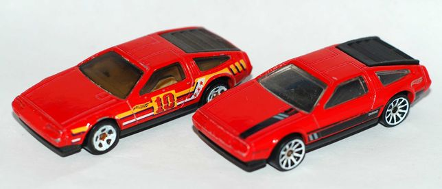Колекційні моделі машинки Хот Вилс Hot Wheels '81 DeLorean DMG-12