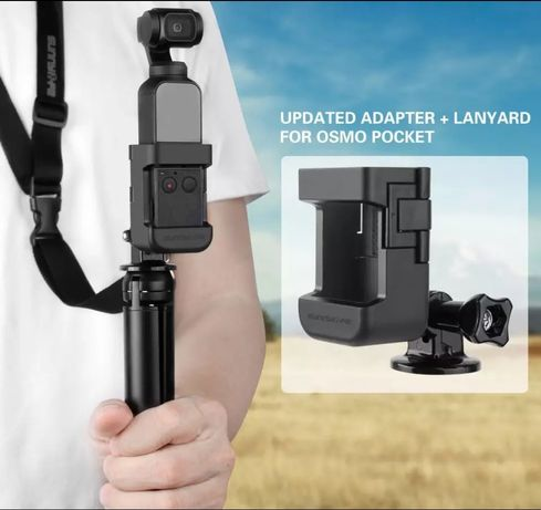 Dji Osmo Pocket adapter mocowania typu gopro