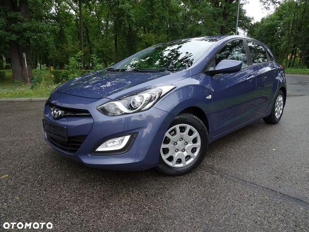 Hyundai I30 Benzyna/ SERWIS ASO/ PARKTRONIK/ Zarejestrowany