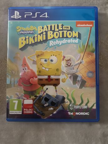 Spongebob Battle for Bikini Bottom