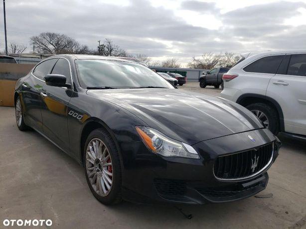 Maserati Quattroporte S 3.0 Benzyna 4x4